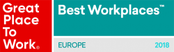 Best Workplaces EUROPE small